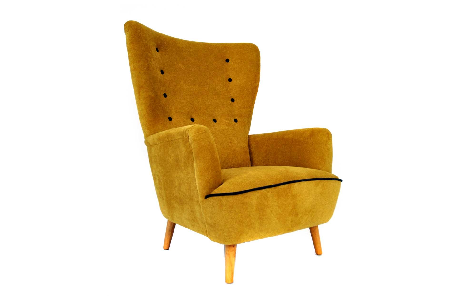 Lichterloh fauteuil sterreich for Ohrensessel 1950