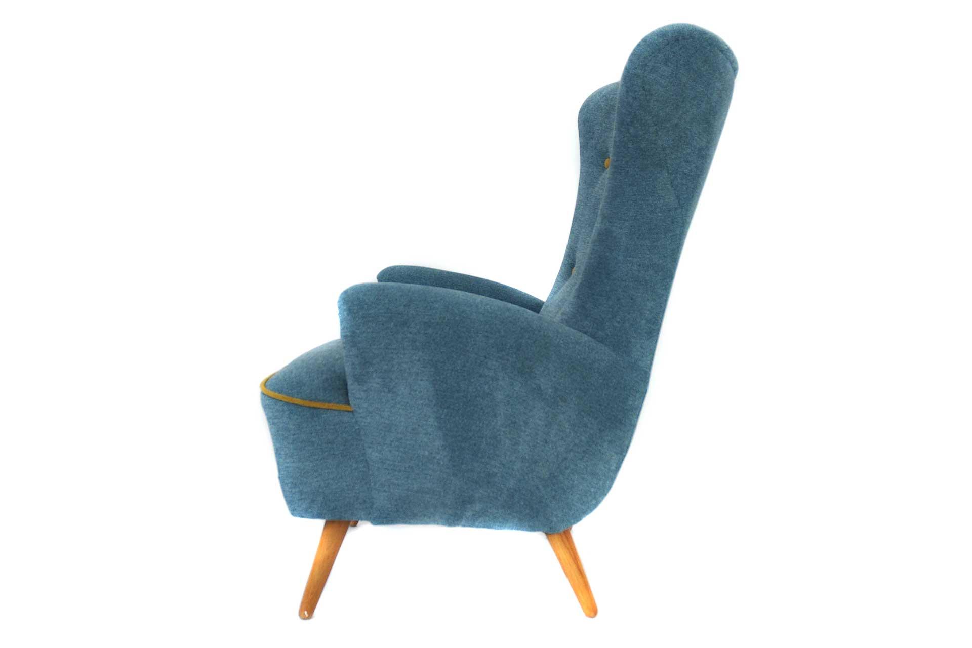 ohrensessel blau beautiful large size of ohrensessel blau. Black Bedroom Furniture Sets. Home Design Ideas